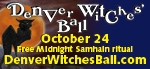 Denver Witches Ball - Oct 24, 2015
