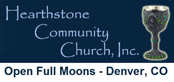 Hearthstone Community Church, Open Full Moons in Denver CO